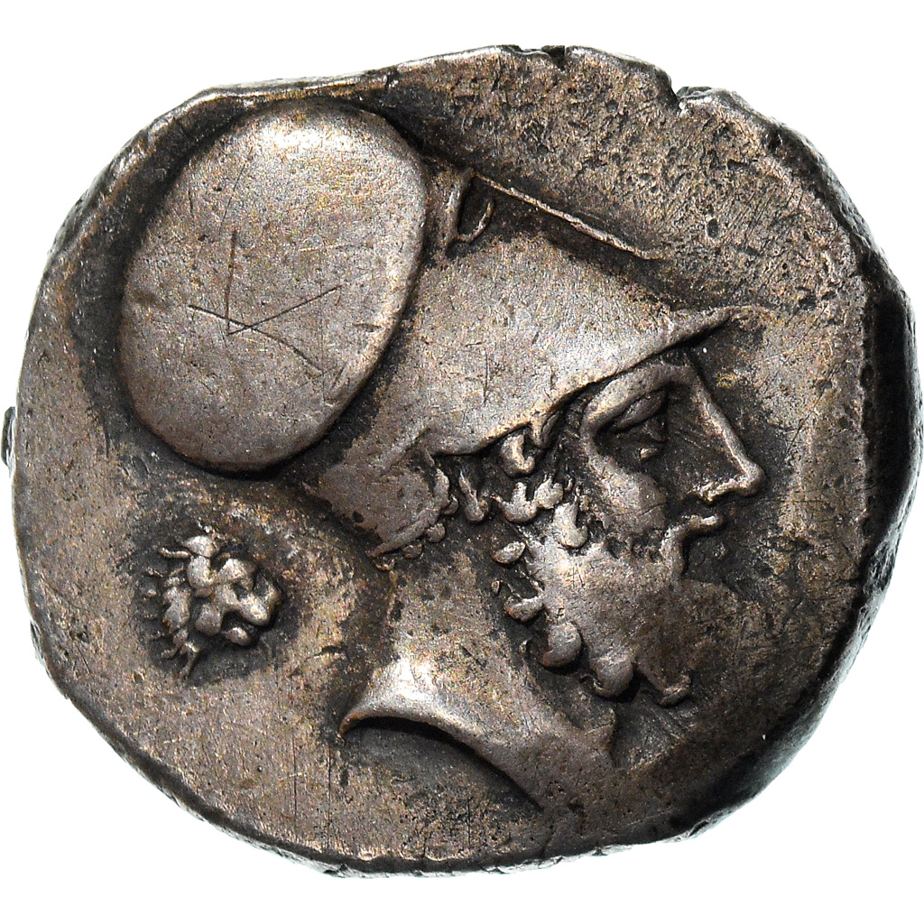 Coin, Lucania, Metapontion, Stater, 340-330 BC, Metapontion, , Silver